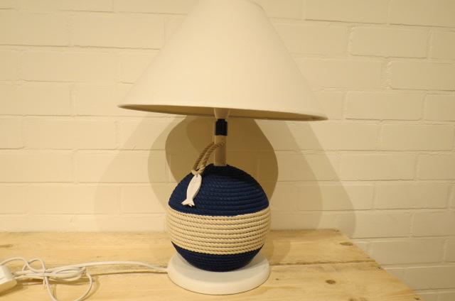 Lamp op fender in nautische sfeer | Nautissoires.nl